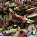 サツマイモのローストとイチジクの地中海風【Roasted Sweet Potatoes and Figs】