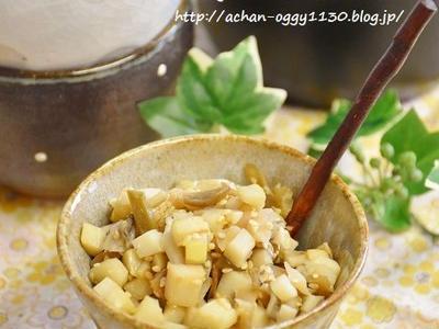 >【レシピ】筍とザーサイのそぼろふりかけ&我が家のベランダ菜園 by ayakaさん
