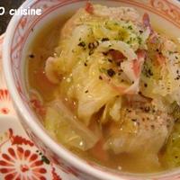 ☆春キャベツとミートボールのスープ☆