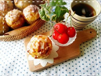 キャラメルチョコチップのぐるぐるパン♡美味しくってリピ決定で~す(*ノωノ)