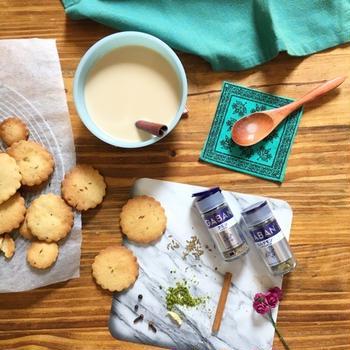 【レシピ】クミンとチーズのクッキー*GABANコラボ