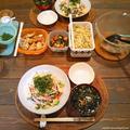 アボカドとカニカマのお家ちらし寿司