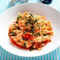ささみとブロッコリースプラウトのピリ辛ナムル【レンジで簡単ダイエットおかず】|レシピ・作り方