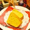 シナモンクリームパウンドケーキ