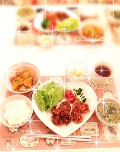 ミートボールとカボチャのクリーム煮☆レシピ