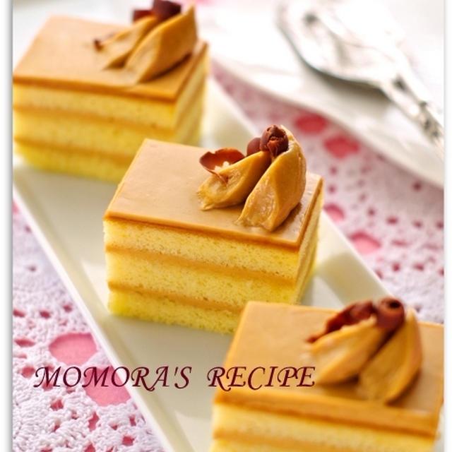ホットケーキミックスとレンジで5分簡単お菓子♪シットリはちみつモカケーキ&お知らせ