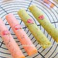 桜のフィナンシェ2種