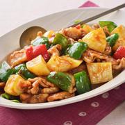 細切らない青椒肉絲?と、月曜日の晩ごはん≪常備菜レシピ≫焼きピーマンの塩胡麻和え