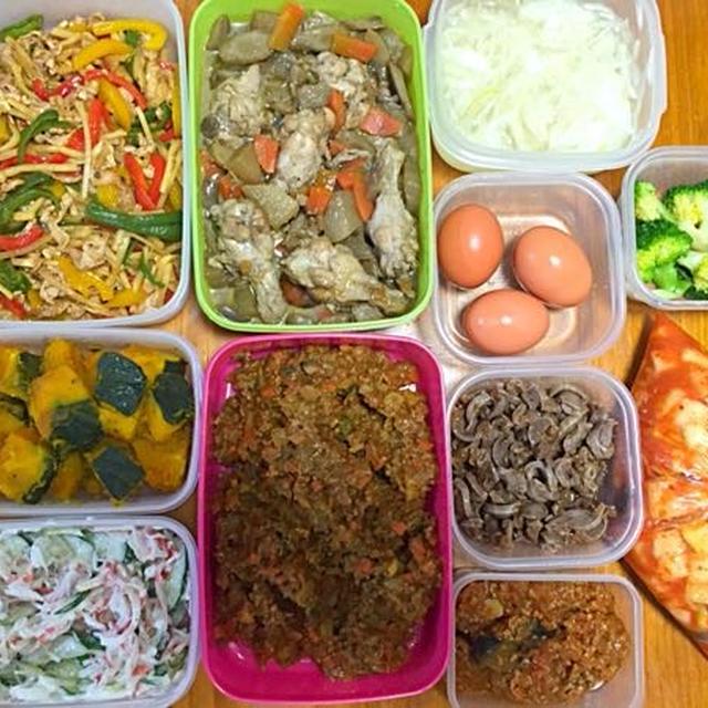 先週3月6日の作り置き 常備菜 レシピいくつかありま〜す♫