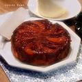 キャラメルリンゴのケーキ by filleさん