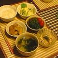 お詫びの晩ごはん♪と野菜が溢れて冷蔵庫ピーンチ!