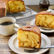 【レシピ】カラメルりんごケーキ *混ぜ方*より美味しく作るポイント