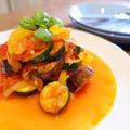 夏野菜が主役のラタトゥイユ