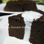 米粉deしっとりチョコケーキ