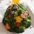 野菜好きなお子さんもほっこり笑顔になるツリーサラダ ~マイナビニュースに掲載~