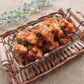 【動画レシピ】油1cmだけ鶏ガラ醤油唐揚げ(鶏もも肉)