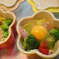残り野菜で☆簡単!ルク朝ご飯