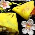 ほんわか香る酒粕と桜の花入り✿蛤寿司