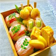 お財布に優しくて豪華見え♪作ってみたい「#カニカマ寿司」