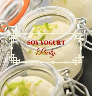 【美肌スイーツ】甘酒&豆乳のソフトヨーグルト