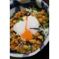 ≪温玉たぬき丼≫ by OKYOさん