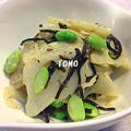 簡単おかず♪レンコンとひじきのサラダ by TOMO(柴犬プリン)さん