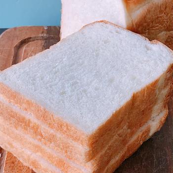 いつもの食パン中種法のレシピ