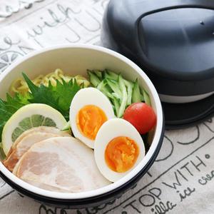 学童や塾にも!夏はひんや~り冷たい「麺弁当」で決まり!
