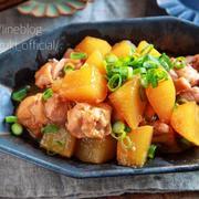 ♡煮るだけ簡単♡鶏肉と大根のバター醤油煮♡【#簡単レシピ#煮物#作り置き】