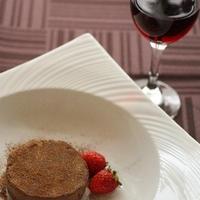 【モニター】赤ワインとシナモンの生チョコムース