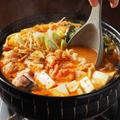 キムチ鍋(キムチチゲ)