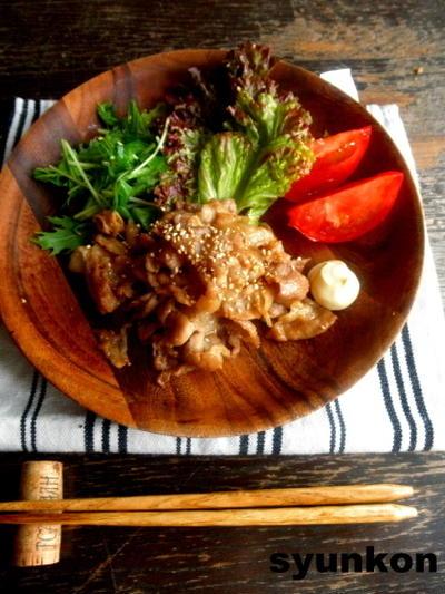 豚の生姜焼きはタレに○○をプラス♪一味違う豚の生姜焼きレシピ7選