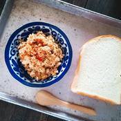 レンジで簡単トルコ料理!チェルケズタブウ