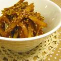 お弁当にオススメ!15分以内で作れる「きんぴら」レシピ5選