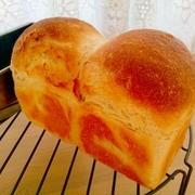 ミルクミニ食パン♪ツナマカロニサラダサンド♪塩パン♪