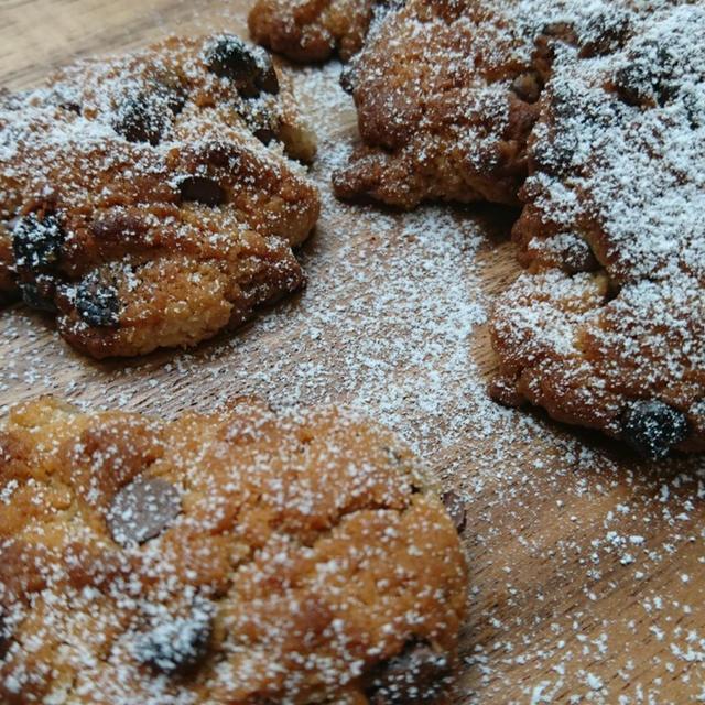 超簡単!小学生でも作れるチョコチップクッキー