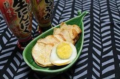 鶏胸肉の甘辛スパイス煮