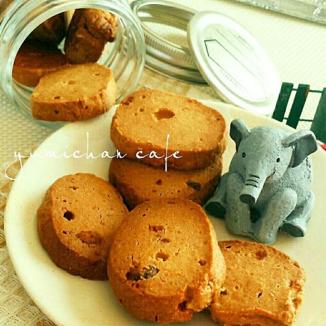 ♡材料3つ♪HMでキャラメル風味クッキー&茄子de長芋ネギ巻きの作り方&韓ドラ(笑)♡