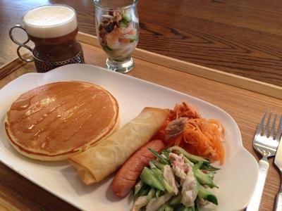 ホットケーキランチ☆ by pricoさん   レシピブログ - 料理ブログ ...