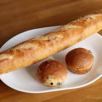 小さなパン屋さん