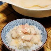 冬限定メニュー!祖母から伝わる鮭の酒粕煮