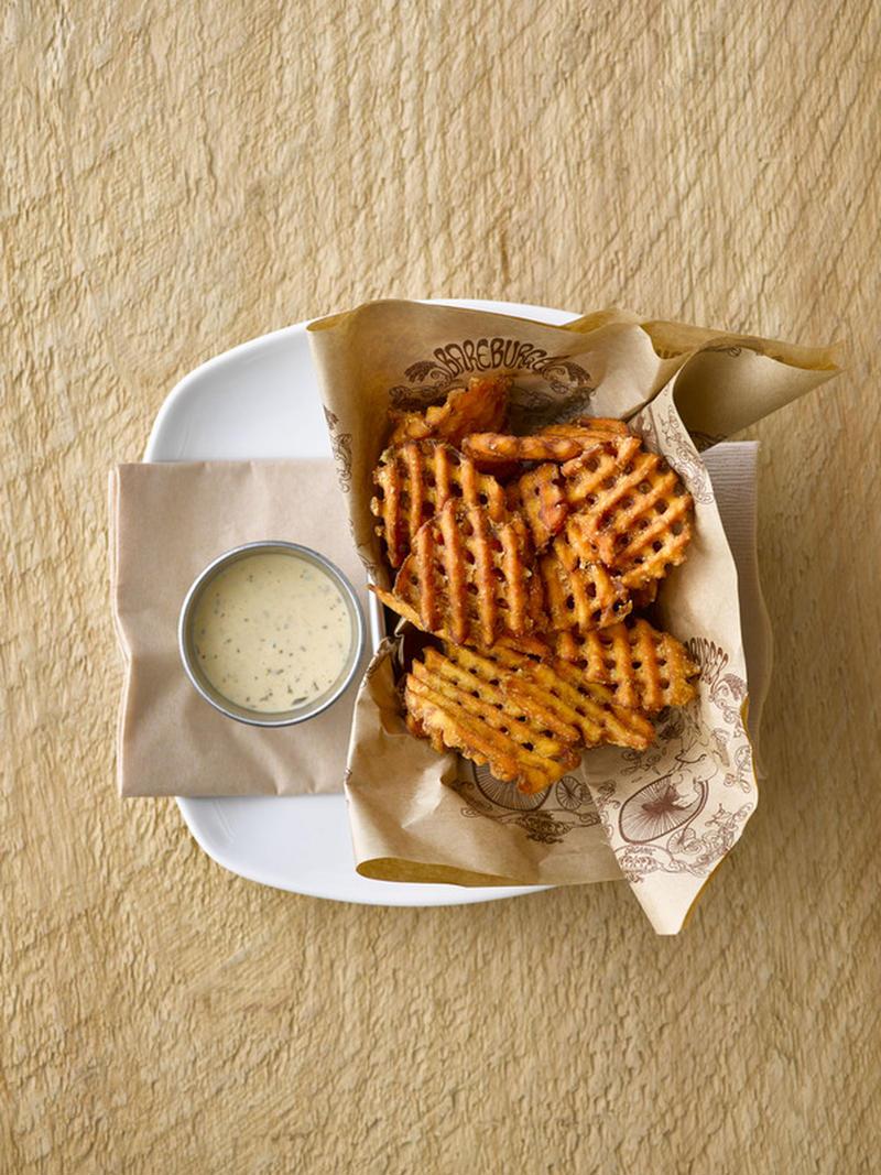 『sweet fries』(スイート フライ)シェアサイズ *バターミルクランチ付き<br>    ...
