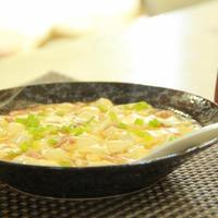 ブルドッグうまソースで麻婆豆腐