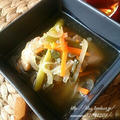 《レシピ》料亭シリーズ!鶏の南蛮漬け♪お弁当にも♡ と、本日のわんこ。