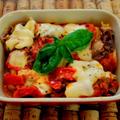 ミニトマトで作る!自家製トマトソースで・・・ピッツァイオーラ