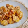 鶏むね肉の甘辛コチュジャン胡麻絡め♡久しぶりのお夕飯写真&おべんとう。