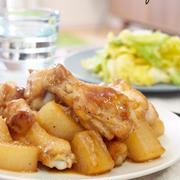 【掲載のお知らせ】味がしみしみ!「大根と鶏肉」で作るかんたん煮込みレシピ