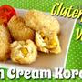 豆乳コーンクリームコロッケ(グルテンフリー/ビーガン/乳製品不使用)-(動画レシピ)