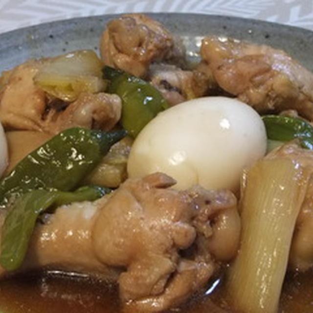 鶏手羽元のうまっ!中華煮♪