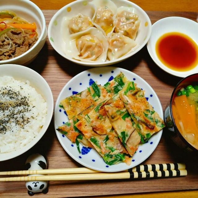 レシピ 豆腐とキムチのマンドゥ
